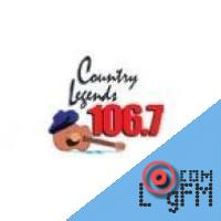 Country Legends 106.7 FM (KKOO)