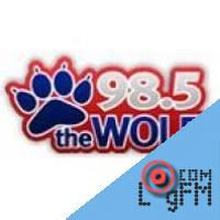 KGHL-FM (98.5 The Wolf)