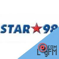 WBZE-FM (Star 98 a Better Variety)
